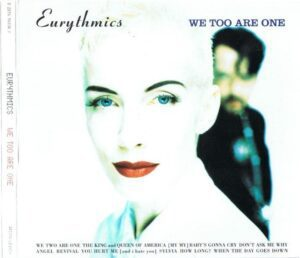 2315 - Eurythmics - We Too Are One - Remaster - Japan - CD - BVCP-21463