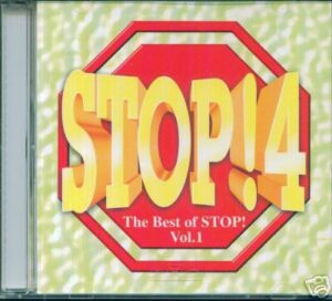 2423 - Eurythmics - The Best Of Stop - Taiwan - Promo CD - Unknown