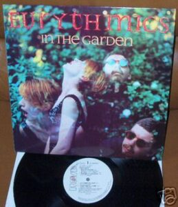 2604 - Eurythmics - In The Garden - Italy - Promo LP - PL-70006