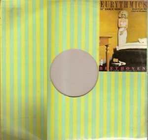 """2911 - Eurythmics - Beethoven (I Love To Listen To) - The Philippines - 12"""" Single - EP13522"""