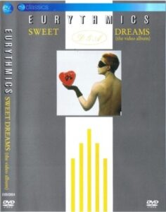 3013 - Eurythmics - Sweet Dreams (Are Made Of This) - The UK - DVD - EVDVD004