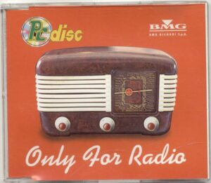 3692 - Eurythmics - BMG Only For Radio Ottobre 1999 - Italy - Promo CD - 74321700512