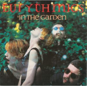 4689 - Eurythmics - In The Garden - Italy - LP - PL-70006