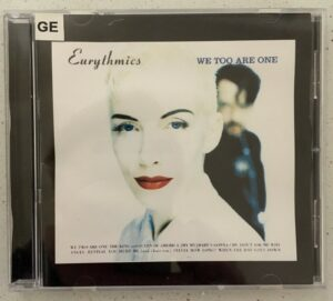 5064 - Eurythmics - We Too Are One - Remaster - Germany - CD - 82876561202