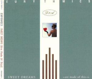 5077 - Eurythmics - Sweet Dreams (Are Made Of This) - Remaster - The USA - Promo CD - 82876561152