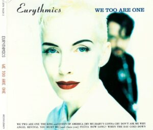 5082 - Eurythmics - We Too Are One - Remaster - The USA - Promo CD - 82876561202