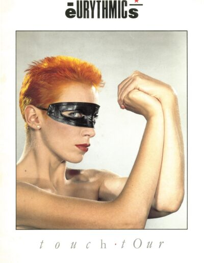 Programme : 1983-01-01 – Eurythmics – Touch Tour from The UK ID: 2415