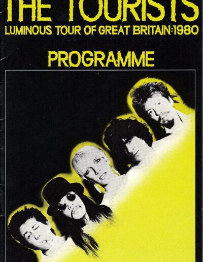 Programme : 1980-06-21 – The Tourists – Loch Lomond Festival from The UK ID: 2662