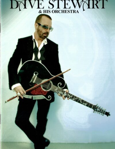 Programme : 2007-07-14 – Dave Stewart – Dave Stewart & His Orchestra from The UK ID: 2405