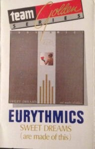 5137 - Eurythmics - Sweet Dreams (Are Made Of This) - Indonesia - Cassette - T 2060