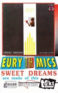 5150 - Eurythmics - Sweet Dreams (Are Made Of This) - Poland - Cassette - 1079