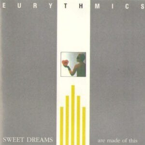 5151 - Eurythmics - Sweet Dreams (Are Made Of This) - Russia - CD - 182697