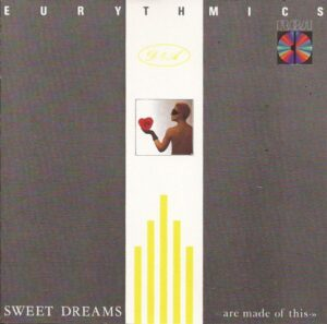 5159 - Eurythmics - Sweet Dreams (Are Made Of This) - The USA - CD - PCD-14681