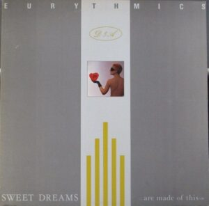 5162 - Eurythmics - Sweet Dreams (Are Made Of This) - The USA - LP - AFL1-4681