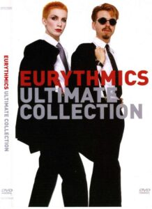 5282 - Eurythmics - The Ultimate Collection - Russia - DVD - 82876748429