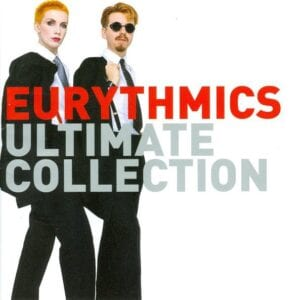 5289 - Eurythmics - The Ultimate Collection - Singapore - CD - 82876748412