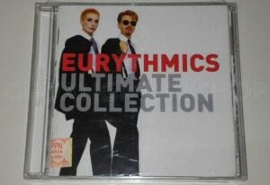 5290 - Eurythmics - The Ultimate Collection - Indonesia - CD - 82876748412