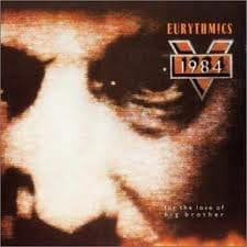 5311 - Eurythmics - 1984 (For The Love Of Big Brother) - Spain - LP - T206680