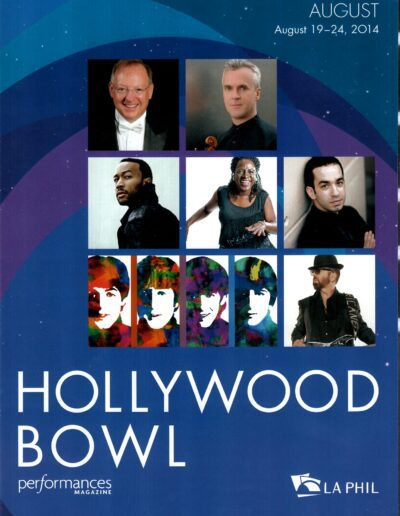 Programme : 2014-08-19 – Dave Stewart – Hollywood Bowl Performances from The USA ID: 2382