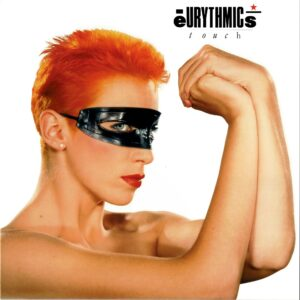 5392 - Eurythmics - Touch - The UK - LP - 19075811621