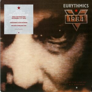 5401 - Eurythmics - 1984 (For The Love Of Big Brother) - Worldwide - LP - 19075826861