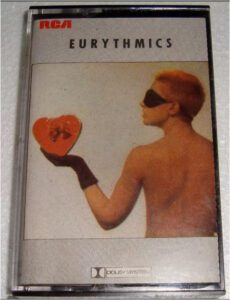 5592 - Eurythmics - Sweet Dreams (Are Made Of This) - Argentina - Cassette - TMS-50075