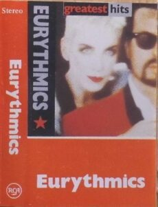 5640 - Eurythmics - Greatest Hits - Germany - Cassette - None