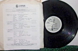 5681 - Eurythmics - Westwood - The Rock Chronicles - The USA - LP - RC86-37