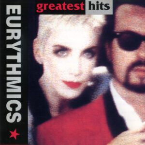 5953 - Eurythmics - Greatest Hits - Unknown - CD - PD 74856