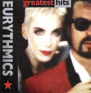 5954 - Eurythmics - Greatest Hits - Unknown - CD - None