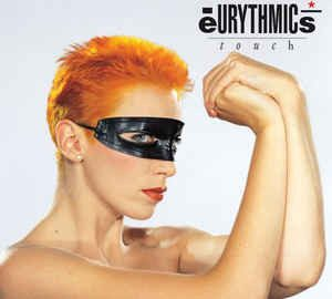 5994 - Eurythmics - Touch - Remaster - Canada - CD - 82876561162