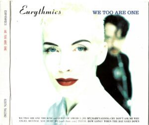 6016 - Eurythmics - We Too Are One - Remaster - Canada - CD - 82876561202