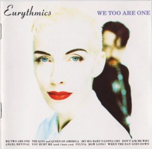 6020 - Eurythmics - We Too Are One - Russia - CD - 74321 20898 2