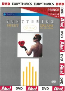 6042 - Eurythmics - Sweet Dreams (Are Made Of This) - The Czech Republic - DVD - EREDV117