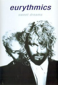 6048 - Eurythmics - Sweet Dreams (Are Made Of This) - Portugal - DVD - EREDV117