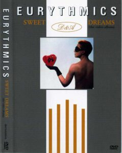6050 - Eurythmics - Sweet Dreams (Are Made Of This) - Russia - DVD - ID4702LYDVD
