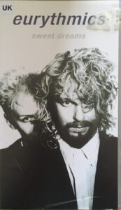 6052 - Eurythmics - Sweet Dreams (Are Made Of This) - The UK - Video - ERE 126