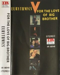 6227 - Eurythmics - 1984 (For The Love Of Big Brother) - Asia - Cassette - IR 8046