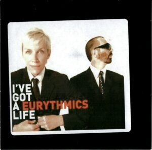 6245 - Eurythmics - The Ultimate Collection - Australia - Promo CD - None