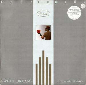 6269 - Eurythmics - Sweet Dreams (Are Made Of This) - The UK - LP - RCALP-6063