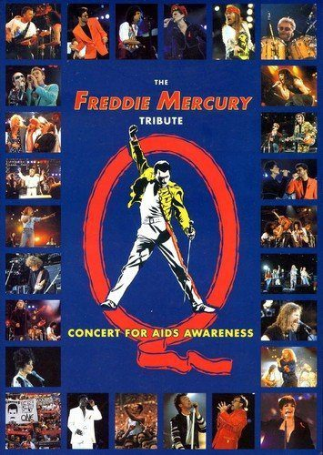 1993-04-30 – Annie Lennox – The Freddie Mercury Tribute Concert For AIDS Awareness from The UK ID: 2709