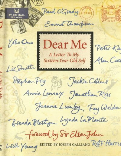 2009-01-01 – Annie Lennox – Dear Me – A Letter To My Sixteen Year Old Self from The UK ID: 2694