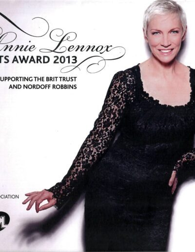 2013-06-01 – Annie Lennox – MITS Awards from The UK ID: 2760