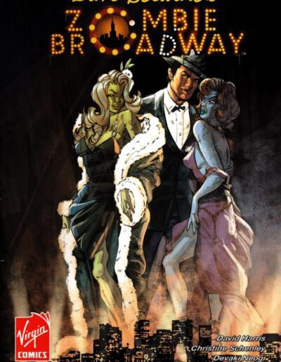 2008-03-01 – Dave Stewart – Zombie Broadway from The USA ID: 2397