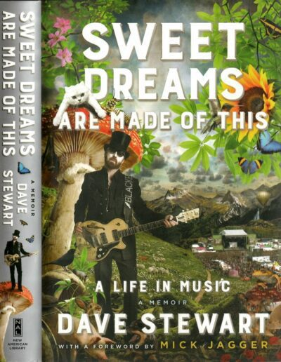 2016-02-01 – Dave Stewart – Sweet Dreams Are Made Of This – A Life In Music from The UK ID: 2702