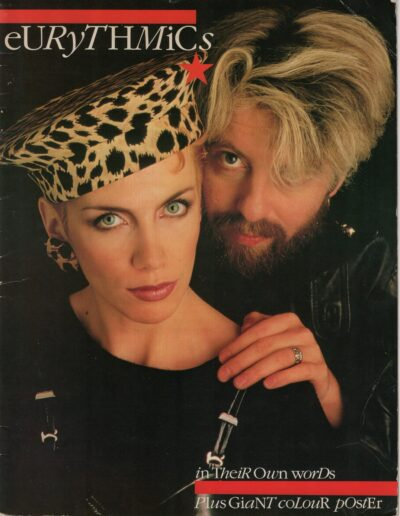 1983-01-01 – Eurythmics – In Their Own Words from The USA ID: 2410