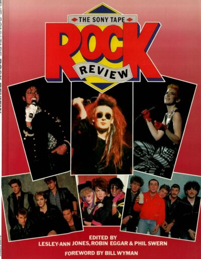 1984-01-01 – Eurythmics – The Sony Tape Rock Review from The UK ID: 2706