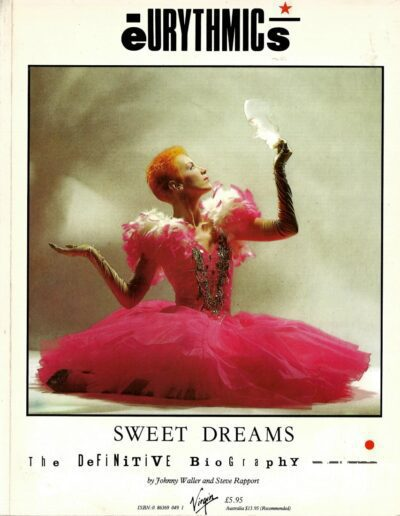 1985-01-01 – Eurythmics – Sweet Dreams – The Definitive Biography from The UK ID: 2700