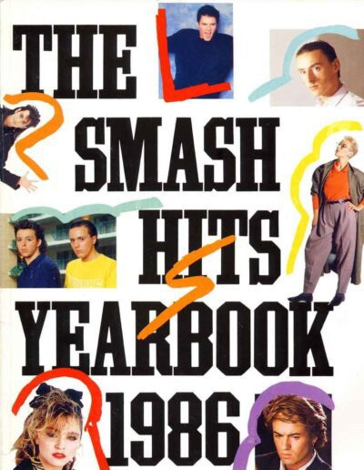 1985-12-01 – Eurythmics – 1986 Smash Hits Year Book from The UK ID: 2678