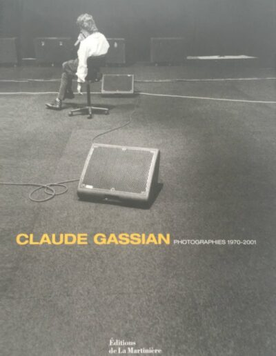2001-10-14 – Eurythmics – Claude Gassian – Photographies 1970 – 2001 from  France ID: 2715
